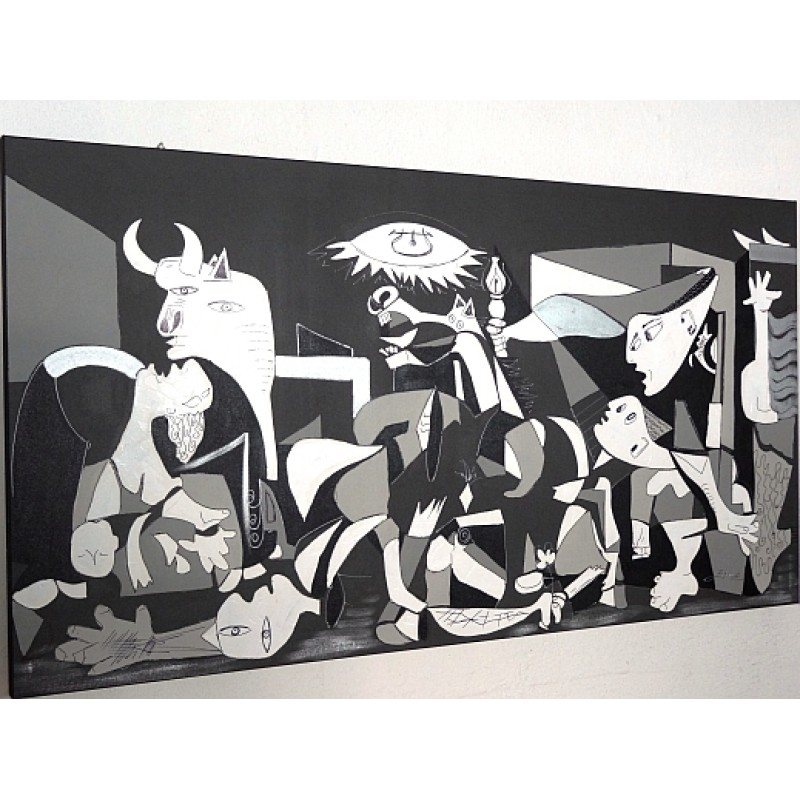 essay on guernica painting Guernica picasso painting essays - guernica by pablo picasso the life and artistic impact of pablo picasso essay - pablo picasso was born in the early 1880s into a family with artistic roots.